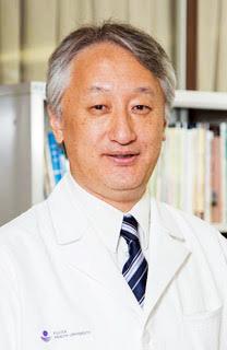 藤田保健衛生大学医学部脳卒中科 教授 中原一郎