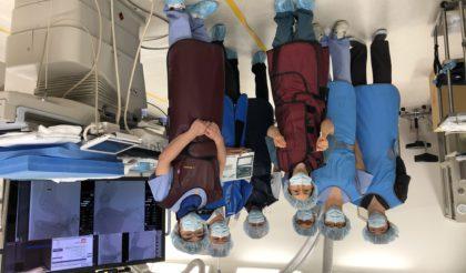 脳動脈瘤治療用ステント「FRED」ハンズオン講習会を開催しました